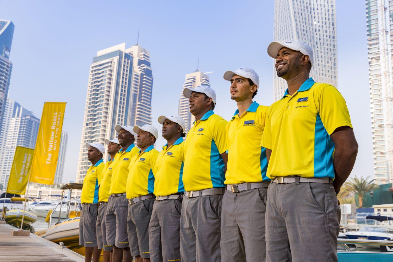 yellow boat tour dubai 3
