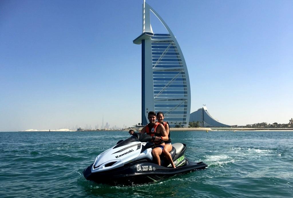 Jet Ski Tour Dubai